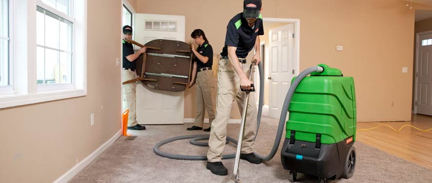 Weatherford, TX residential restoration cleaning
